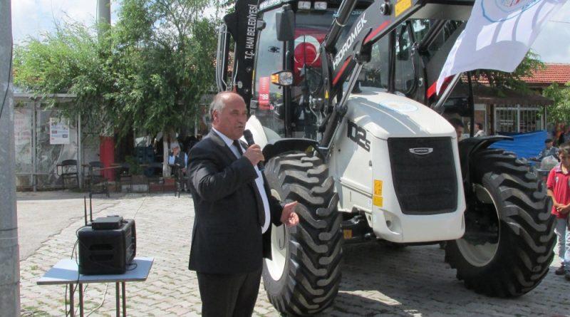 Han Belediyesi Araç Filosunu Genişletiyor